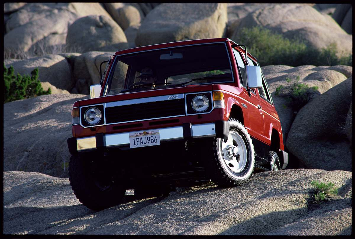 pajero first gen us