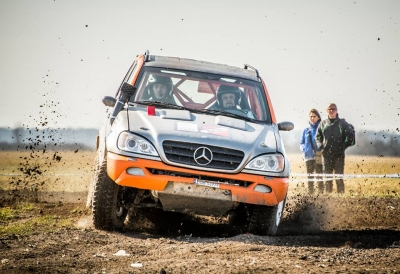 I runda GEPA Logistics SUPER RALLY - wiosenne cross-country