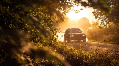 Balkan Off-road Rally 2017 – bombowy maraton