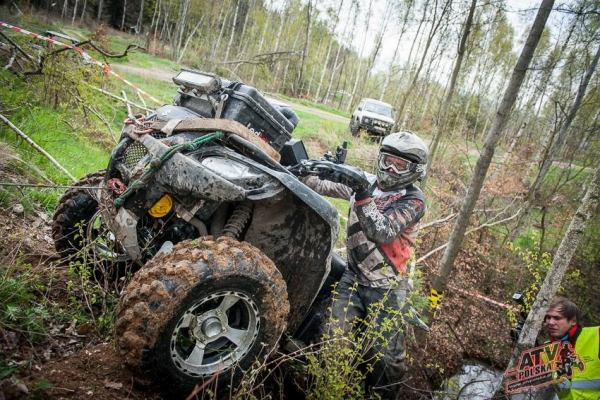 Finał PPP ATV PZM Dragon Winch 2014 – quadowe manewry