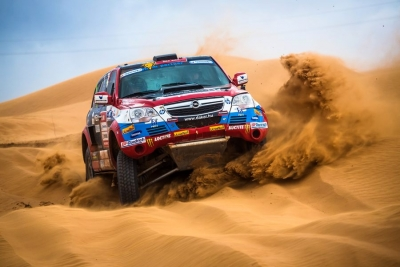 Silk Way Rally 2013 – wschodnia alternatywa