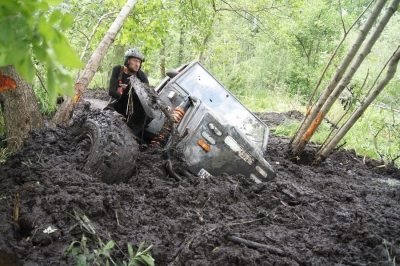 Poland Trophy Dragon Winch 2013 runda II – u bram Mordoru
