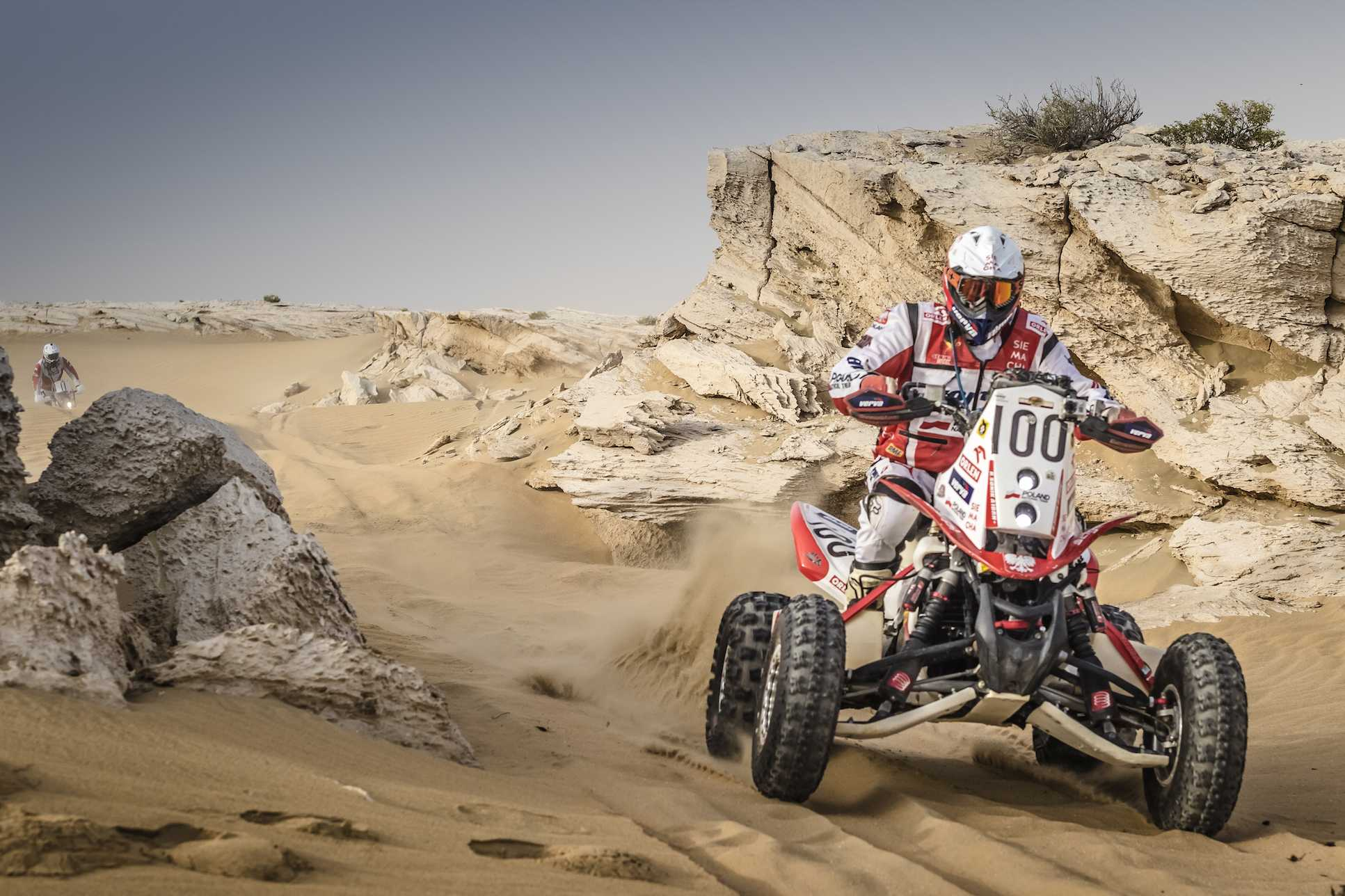 Rafal Sonik Team ORLENTeam Pharaons Rally6