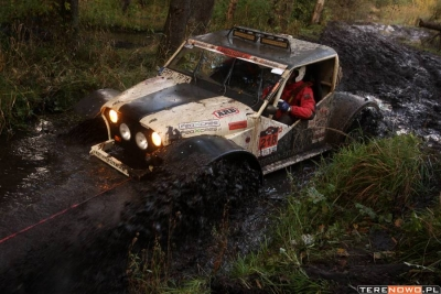 Team Offroad-Extreme na MT Series 2012