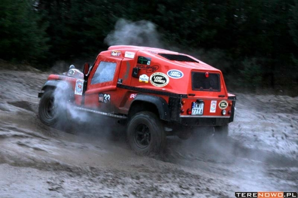 Great Escape Rally 2009 - prolog