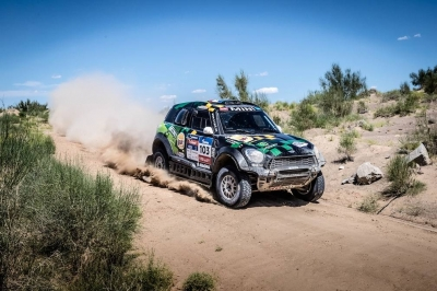 VIII etap Silk Way Rally 2016 – chińska makabra