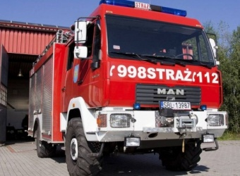 Strażacki MAN LE 10.220 – ochoczy ratownik