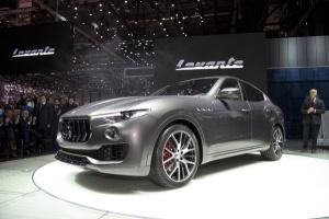 Maserati Levante - moda na sukces