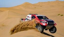 Dakar 2020 - etap II