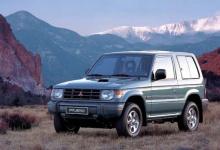 """Mitsubishi Pajero II – leśny """"misiek"""""""