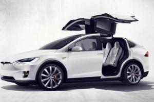 Już jest! Tesla Model X, czyli SUV w wersji EKO