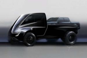 Tesla Pickup Truck – elektryzująca półciężarówka Elona Muska