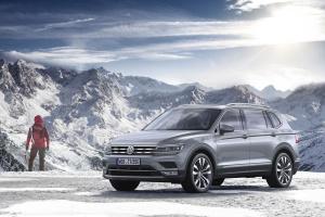 VW Tiguan Allspace – o rozmiar większy