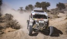 Dakar 2021: CAN-AM w roli faworyta do zwycięstwa w klasie UTV (T4)