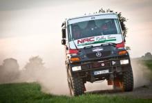 Unimog U400 NAC Rally Team – gotowy na wszystko