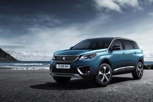 Peugeot 5008 – rodzinny SUV