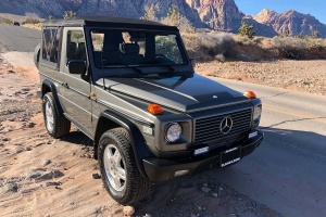 Kosztowna ikona - Mercedes Klasy G by ICON