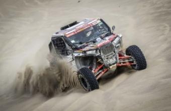 Dakar 2020 - etap I