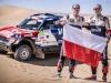Kuba Przygoński z Pucharem Świata FIA. Nasser Al-Attiyah wygrywa Rajd Maroka 2018