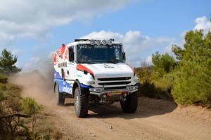 Scania ma nosa, czyli nowe Torpedo zespołu Dakarspeed