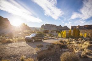 Off-roaderzy All-Inclusive, czyli  Range Roverem SVAutobiography dookoła świata