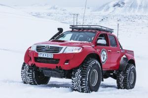 Nokian Hakkapeliitta 44 – zimowe laczki dla Arctic Trucks