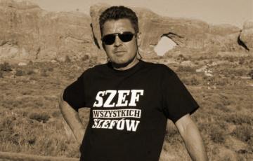 Ś.P. Maciej Majchrzak (1956-2010) - pożegnanie Mistrza