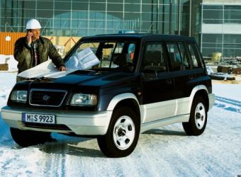 Suzuki Vitara 1.6 (1988-2001)