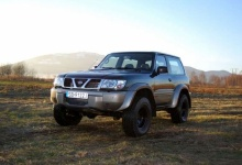 403-konny Patrol by Extrem4x4 – przeszczep Biturbo