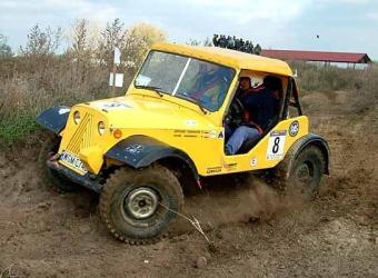 SAM 2315 (2003), czyli Mercedes à la Citroën Grzegorza Szwagrzyka