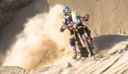 Dakar 2019 - etap VIII - relacja na żywo