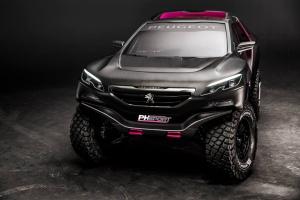Trzy Peugeoty 2008 DKR16 do wynajęcia! Premierowy start w Rajdzie Maroka 2016