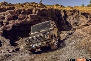 Nowa Gelenda, stara legenda, czyli Mercedes Klasy G 2019