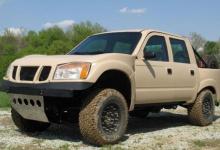 Non-Standard Tactical Truck - pickup do zadań specjalnych