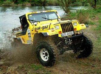 Jeep Wrangler 4.0 (2003) - Wojciech Polowiec