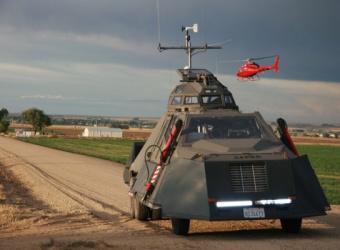 Tornado Intercept Vehicle – w oku cyklonu