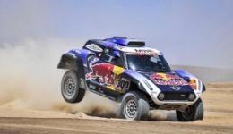 Dakar 2021: stara gwardia celuje w zwycięstwo w klasie samochodowej