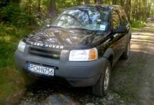 Land Rover Freelander (1996-2006) – tania (?) terenówka