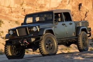 Jeep Scrambler – pick-up na gorące dni