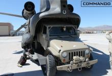 Hendrick Commando, czyli Wrangler w kamaszach
