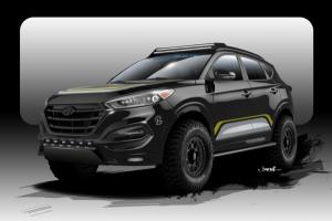 Pimp my Hyundai, czyli Tucson w wersji półwyczynowej