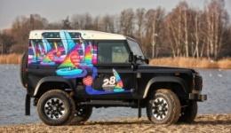35-letni Land Rover z 3-letnią gwarancją! Ostatnie godziny licytacji wyjątkowego auta na rzecz Wielkiej Orkiestry Świątecznej Pomocy