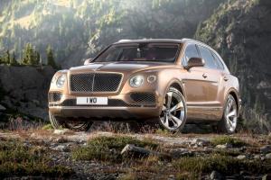 Bentley Bentayga - od falstartu do sukcesu. Najszybszy SUV na świecie
