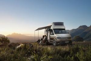 VW California XXL – luksusowy globtroter
