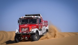 Dakar 2020 - relacja na żywo z etapu IX