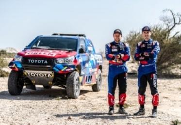 Z MINI do Toyoty. Kuba Przygoński i Timo Gottschalk zmianieją auto przed Rajdem Kataru 2020