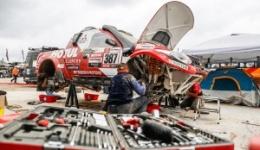 Dakar 2019 - na półmetku