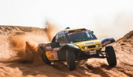 Dakar 2021 - etap IX (12.01)