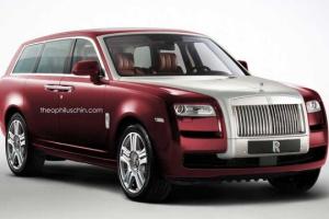 Rolls-Royce SUV – arystokrata w terenie