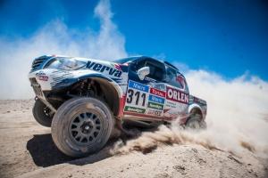 Dakar 2016: express z Buenos Aires do Rosario